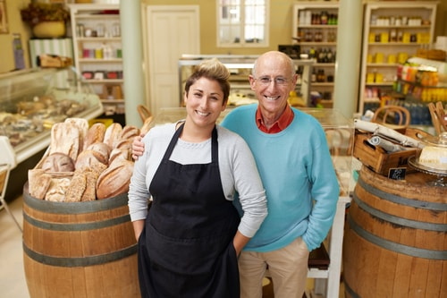 Father and Daughter Bakery